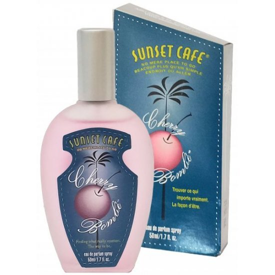 Sunset Cafe CHERRY BOMBE EdP 100 ML