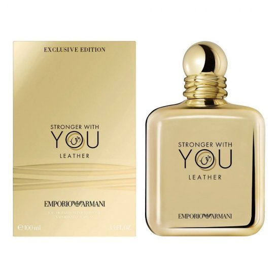 STRONGER WITH YOU LEATHER 100 ML