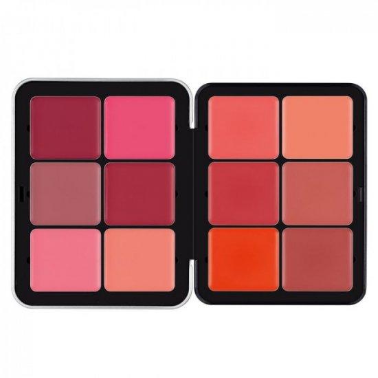 - Make up Forever - blusher palette- باليت بلاشر  احمر الخدود الترا اتش دي- ميك اب فور ايفر