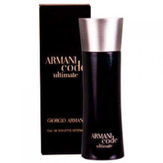 big sale newest collection best quality Armani Code Ultimate Giorgio Armani (M) EdT Intense 75 ML
