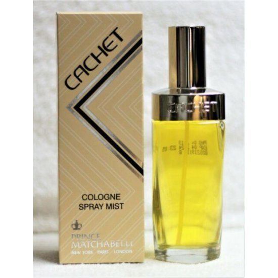 CACHET Prince Matchabelli Cologne 90 ML